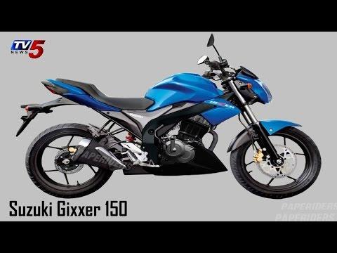 Suzuki Gixxer Test Drive | Speedometer : TV5 News