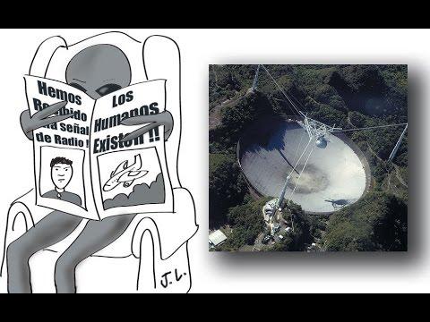 Extrañas Señales Extraterrestres del SETI