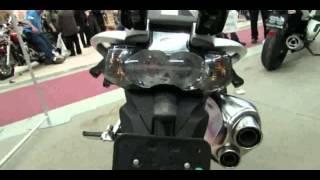 3. 2011 Moto Guzzi Stelvio 1200 8V