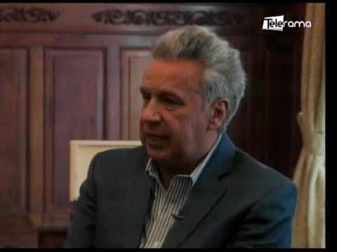 Presidente Moreno cumplirá agenda en Europa