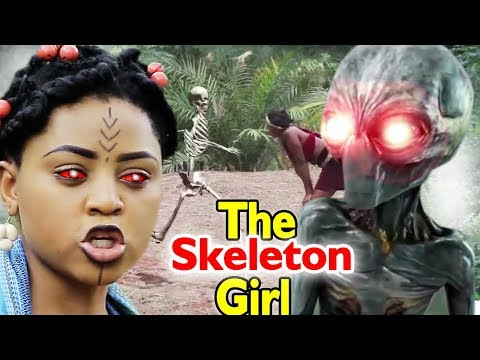 Rise Of Skeleton Girl Season 3&4 - Regina Daniel 2019 Latest Nigerian Nollywood Movie