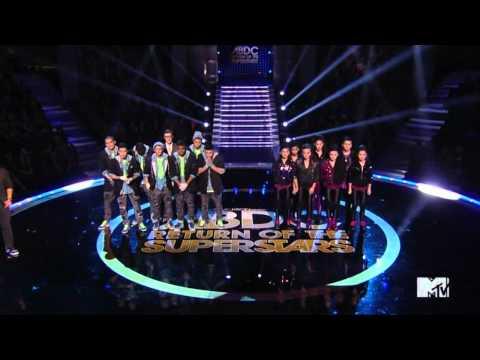 ABDC7 Jennifer Lopez Challenge - RESULTS