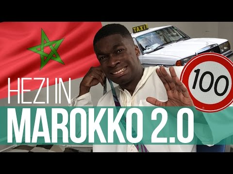 Hezi in Marokko 2.0: TAXI IS RWINAAA!