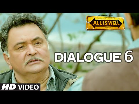 All Is Well Dialogue - 'Shero Ke Muh-Hath Dhule Ho