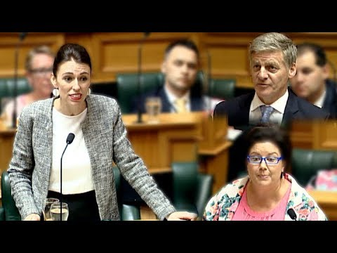 Bill English and Paula Bennett go after PM on work-for-the-dole scheme and secret coalition document