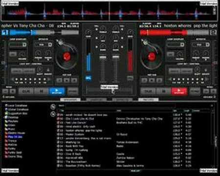 Electro Mix Using Virtual DJ Software