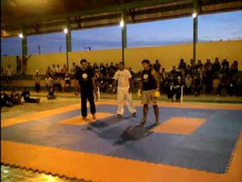 XIII Campeonato Intermunicipal de kung fu em CAPIXABA-ACRE