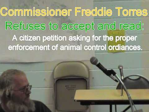 Truth or Consequences: Commissioner Torres rejects petition