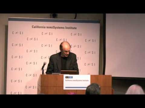David Jewitt spricht auf dem Forschungskolloquium, 2010-2011