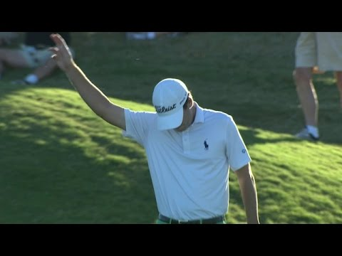 Foot - In the final round of the 2014 Shriners Hospitals for Children Open, Ben Martin holes a 46-foot eagle putt on the par-5 16th hole. Subscribe to the channel http://pgat.us/subPGAT Check out...