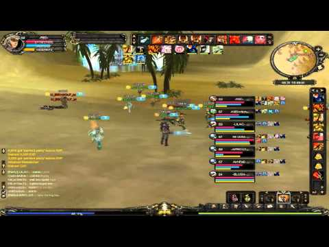 Shaiya Philippines - Crayola Guild PvP Part 2 [HD]