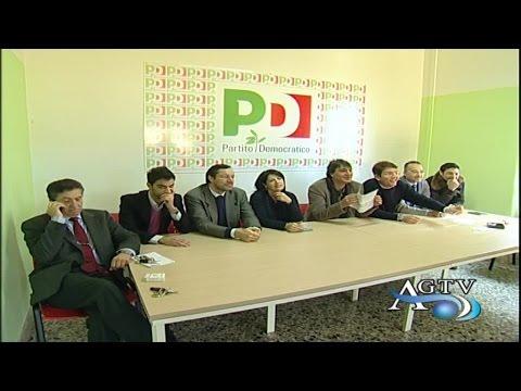 Grande coalizione PD Agrigento 2020