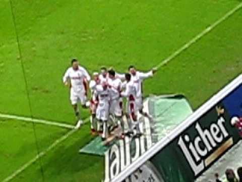 Gol con la camiseta del Köln
