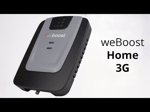 weBoost Home 3G 473105 Cell Phone Signal Booster