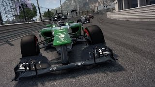 F1 2014 Gameplay Trailer
