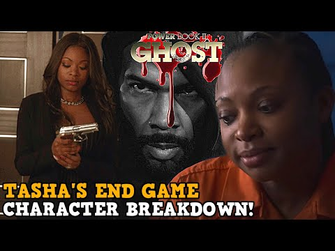 Power Book II: Ghost 'TASHA'S PRISON HELL!' | Character Breakdown Episode 4 | Power Starz