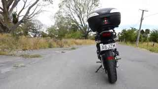 6. 2011 Kawasaki Versys KLE650