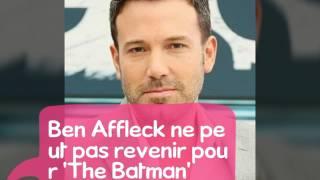 """Sur les talons de Ben Affleck sortant du projet Netflix à venir, """"Triple Frontier"""", il semble qu'il pourrait aussi accrocher son cap et..."""