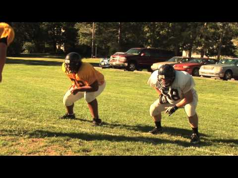 Juniata 2011 Football video preview