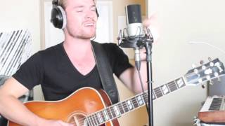 Daft Punk - Get Lucky LIVE Cover w/ Looping - Sam Clark