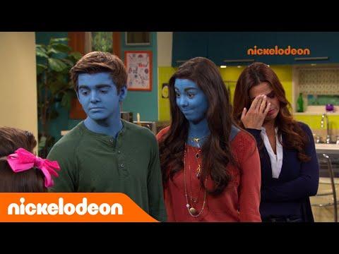 Les Thunderman | Allez les bleus ! | Nickelodeon France