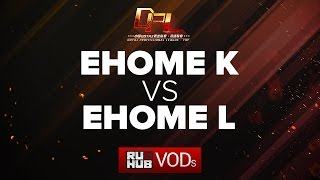 EHOME.K vs EHOME.L, DPL Season 2 - Div. B, game 1 [Maelstorm, 4ce]