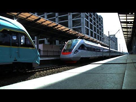 Скоростной электропоезд КВСЗ отправился в первый рейс - Центр транспортных стратегий