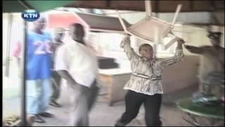 Ajabu: Chinedu and Akinyi fight over property