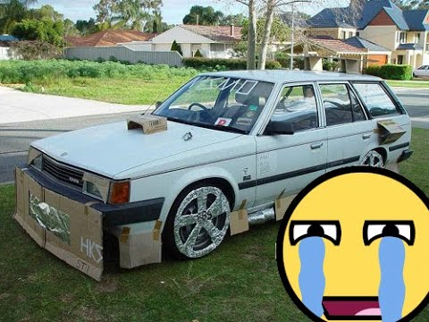 top 5 dumbest trends in automotive car culture