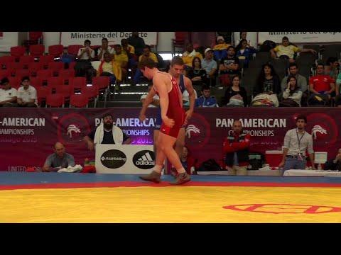 71KG s, Pat Smith, USA vs Guileon Silva, Brazil