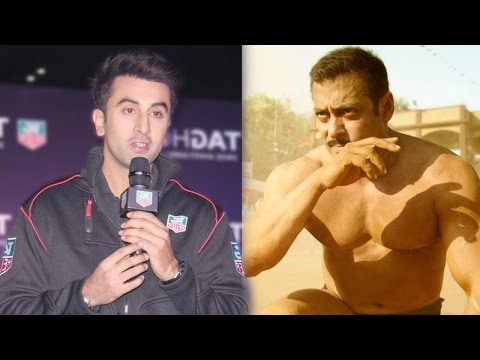 Ranbir Kapoor's Reaction After Watching Salman Kha