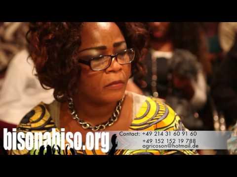 Maman Odette KALAMBAYI - Le VASE d'HONNEUR