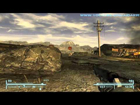 Давайте Играть в Fallout New Vegas - В Окрестностях Ниптона 1/2