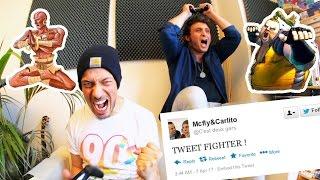 Video TWEET FIGHTER ! MP3, 3GP, MP4, WEBM, AVI, FLV Mei 2017