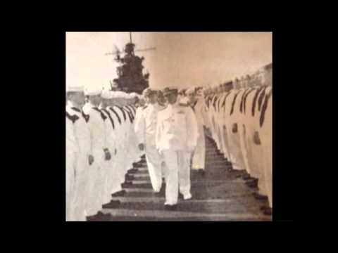 "USNM Interview of Harvey Israel ""USS Leyte Service"""