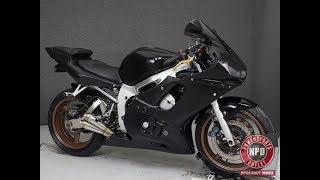 10. 2001  YAMAHA  YZFR6 600 - National Powersports Distributors