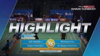 Video Alif Atallah/Teges Satriaji (Jaya Raya) VS Bintang Arsy/M Bagus Pramono (Suryanaga Wima) MP3, 3GP, MP4, WEBM, AVI, FLV Oktober 2018