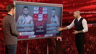 UFC 229: Inside the Octagon - Khabib vs McGregor