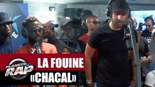 "La Fouine ""Chacal"" feat. Tino Excezik #PlanèteRap"