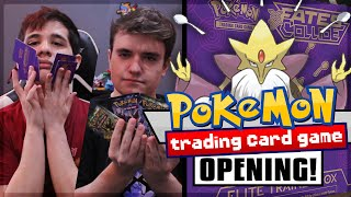 PSYCHIC SIDEKICKS! | Fates Collide Elite Trainer Box Opening! ft. JohneAwesome by Munching Orange