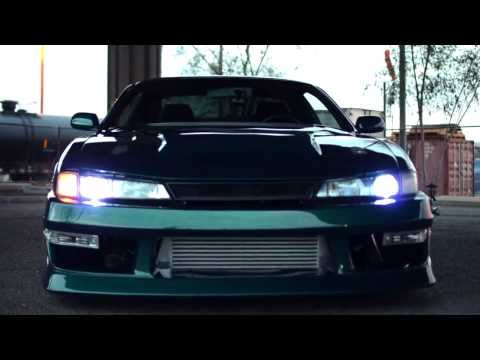 240sx - A Suspicious Garage and Eleven's Paint & Fiber built Kouki.