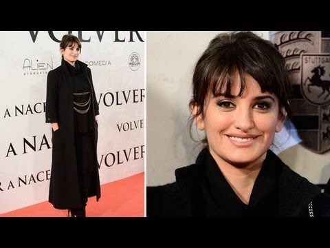 Penelope Cruz Reportedly Pregnant and More Headlines!