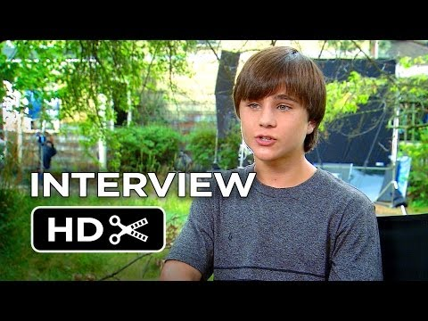 Labor Day Interview – Gattlin Griffith (2014) – Drama Movie HD