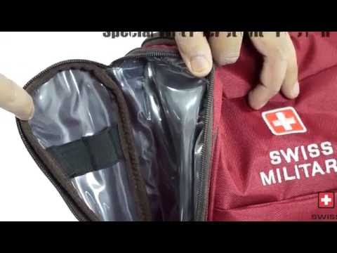 Swiss Military Toiletry Bags