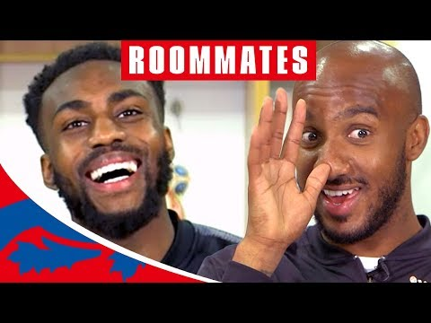 """Download Rose & Delph   """"He's Nervous, I Can Feel It!""""   Roommates   England"""