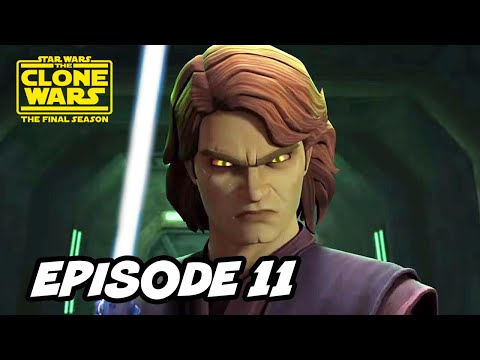 Star Wars Clone Wars Season 7 Episode 11 Order 66 - TOP 10 WTF and Easter Eggs