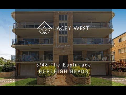 3/48 The Esplanade, Burleigh Heads, Queensland, Australia