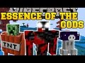 Minecraft: ESSENCE OF THE GODS (3 DIMENSIONS, WEAPONS, BOSSES, MOBS, & MORE!) Mod Showcase