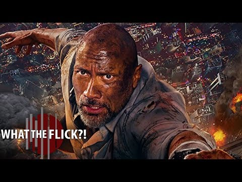REVIEW Of 'Skyscraper' Starring The Rock!