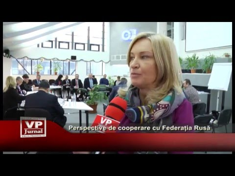 Perspective de cooperare cu Federatia Rusa